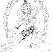 Chakrasamvara-(gega-lama)-artifact